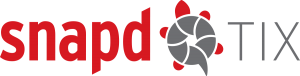 Snapd Tix logo